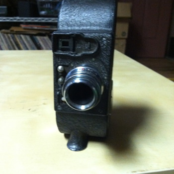 Bell & Howell Filmo Sportster Dual 8mm Camera 1930s