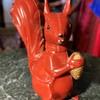 Squirrel Head-nodder made in W. Germany