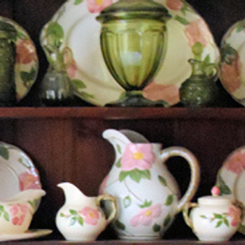 My Vintage Dinnerware & Glassware - China and Dinnerware