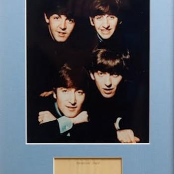 Beatles Hair...