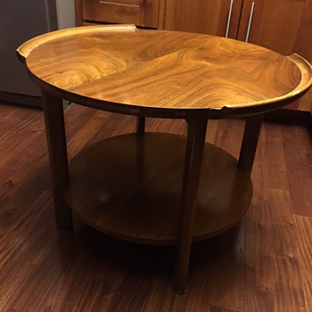 1964 Mid Century Lane Table at Goodwill - Furniture