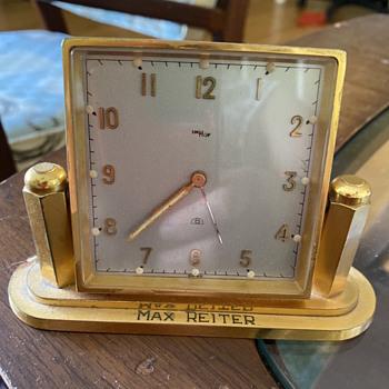 IMHOF clock  - Clocks