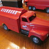 Vintage Standard Oil Toy Trucks By Wally Hooker