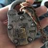 Movie prop lock