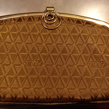 Paris clutch hand bag. Curious if it's special. - Accessories