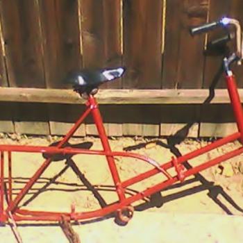 Vintage bicycle ?? - Sporting Goods