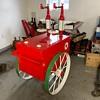 Vintage Texaco Dual Lubester Cart