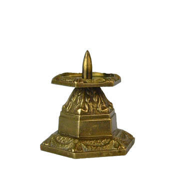 Bronze Cawa Candle Holder - Lamps