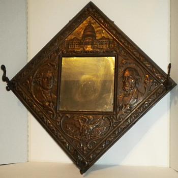 Antique Mirror - Politics