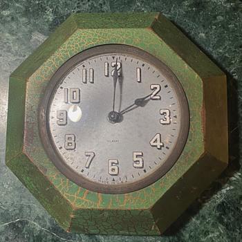 Art Deco Kitchen Clock - Clocks
