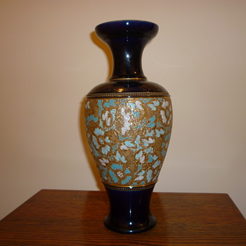 Royal Doulton Vase - Pottery