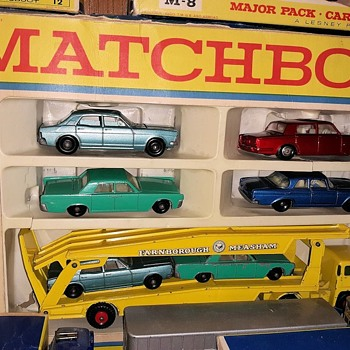 Much More Multiple Matchbox Monday Many More Lincolns Continued - Model Cars