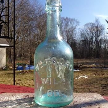 Delaware - Bottles