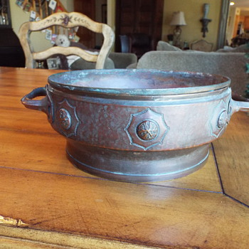 Unmarked Copper Bowl ?
