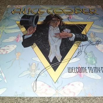 ALICE COOPER - Records