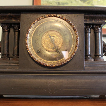 Favorite Mantle Clock--E. Ingraham Company - Clocks