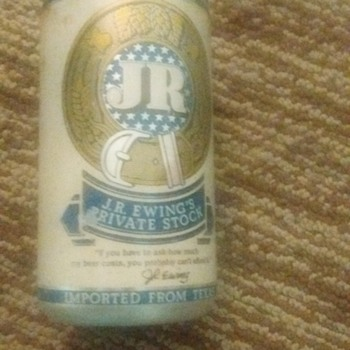 Beer...Never opened