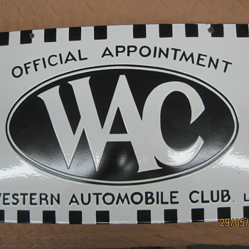 WAC - Western Automobile Club