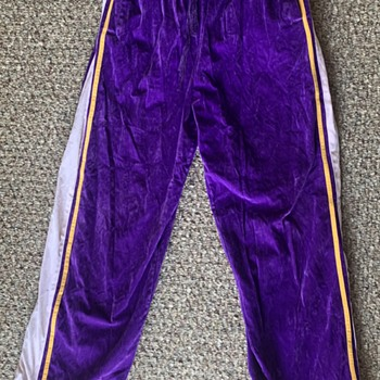 08 Los Angeles Lakers Sweatpants - Basketball