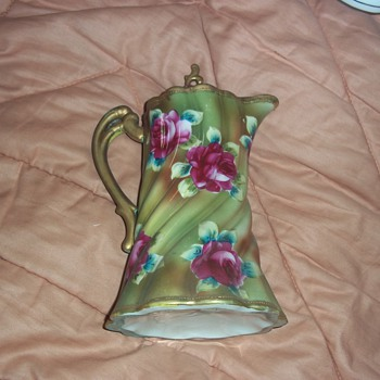 Most Unusual Pitcher  - Pottery