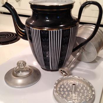 Vintage Coffee Percolator