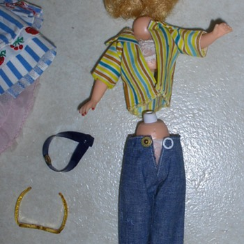 "Vintage 10.5"" Doll - Dolls"