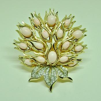 Trifari Jewels of India Alfred Philippe - Costume Jewelry