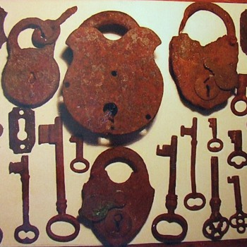 A Few More Metal Detector Finds Through The Years - Tools and Hardware