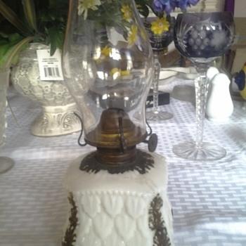 pa kerosene lamp