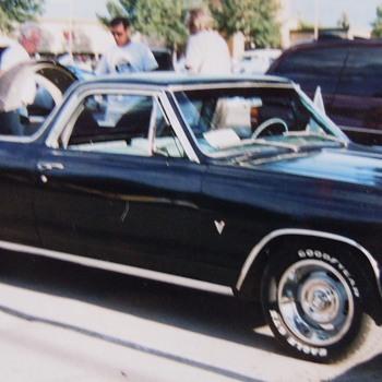 1964 El Camino - Classic Cars