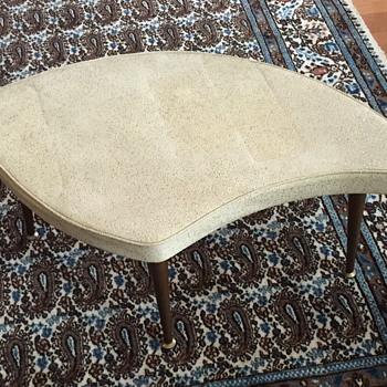 Mid century modern stool. - Mid-Century Modern