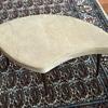 Mid century modern stool.