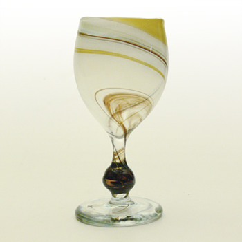 CASCADE glass, Per Lütken (Holmegaard, 1970) - Art Glass