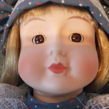 Would love info on this doll