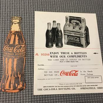 Coca-Cola Coupons 2 - Coca-Cola