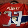 WHO  SIGNED THIS HOCKEY JERSEY #37 PENNEY & 3 OTHER PLAYERS????