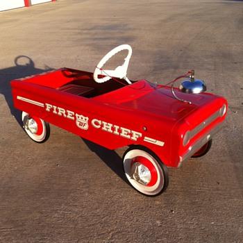 WF Fire Chief - Original - Model Cars