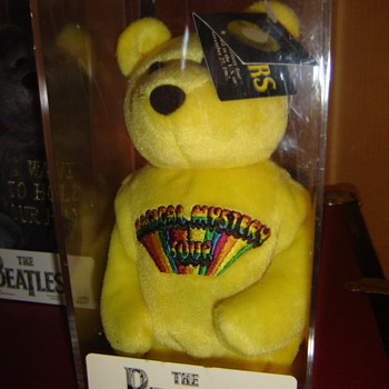 Beatles Bears - Music Memorabilia