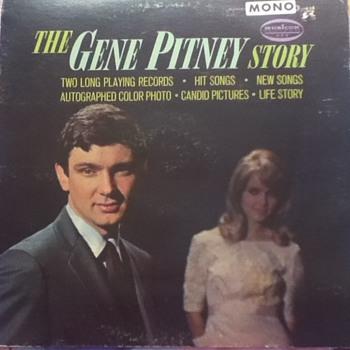 """The Gene Pitney Story"" Record Album - Records"