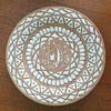 Icaros Pottery wall plate