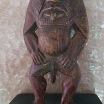 Reproduction from NY Carlsburg Glypotek - Figurines