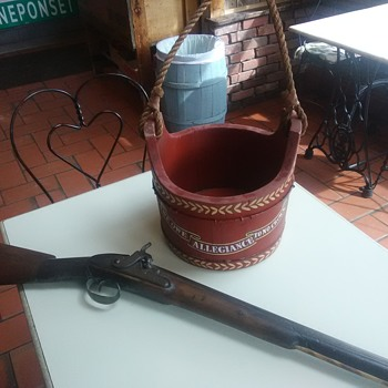 Brown Bess converted What a story it would tell!!! - Military and Wartime