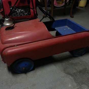 Need help Identifying this Pedal Car - Model Cars