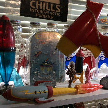 Zellmo's in The Final Frontier  - Toys