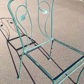 Salterini, Woodard or an Imposter? - Furniture