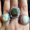 Antique Opals
