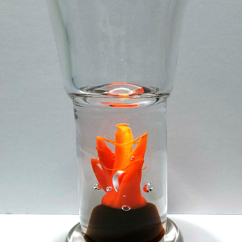 Tremendous Toikka no. 2 - Art Glass