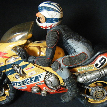 Guillermo Forchino Speedy Racing Bike  - Motorcycles