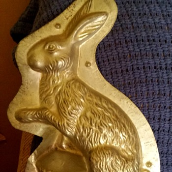 Rabbit mold made in Germany - Kitchen