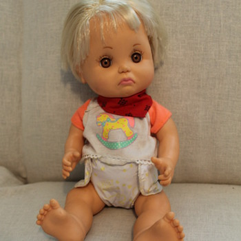 Baby Face Doll - Dolls